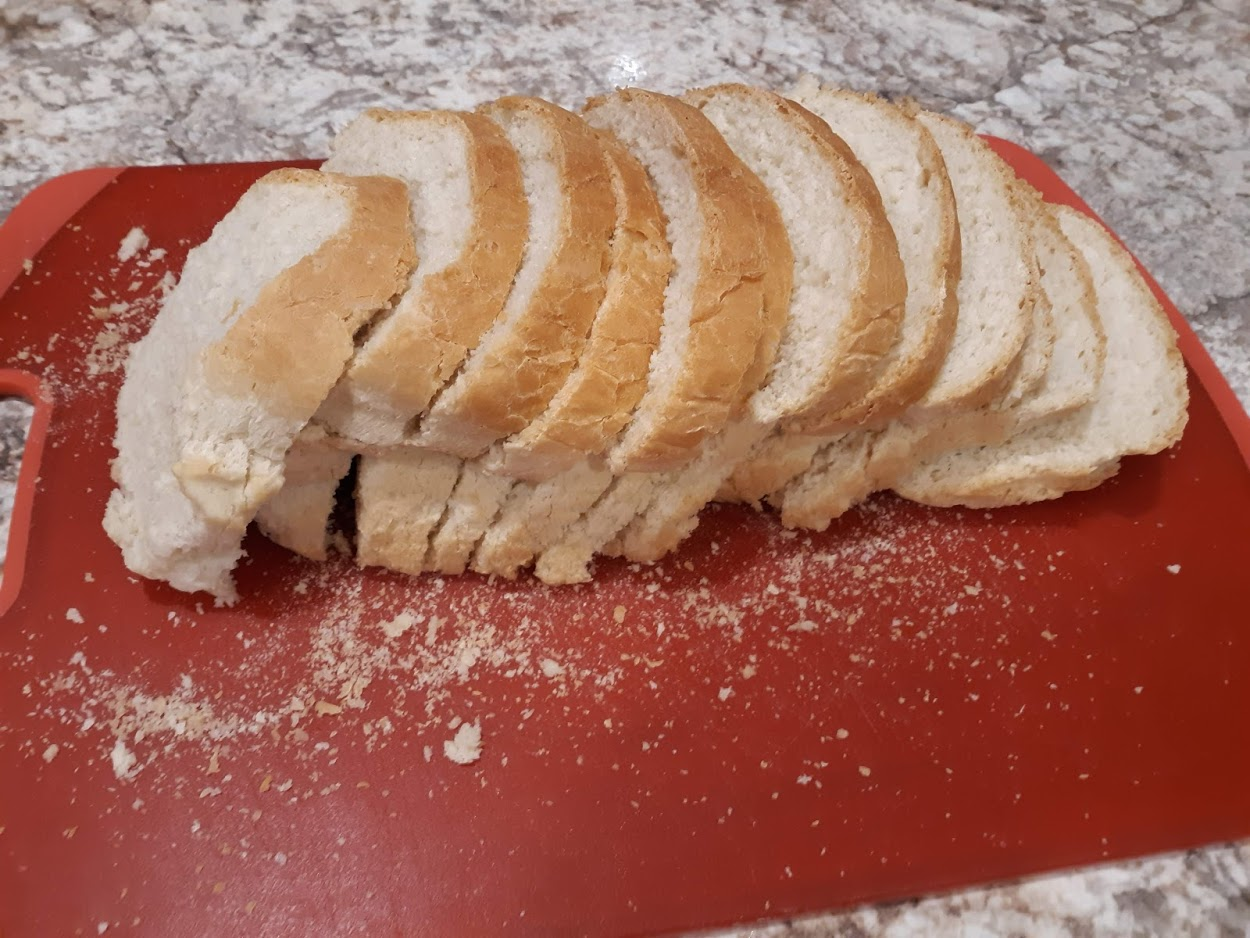 amish-style white bread