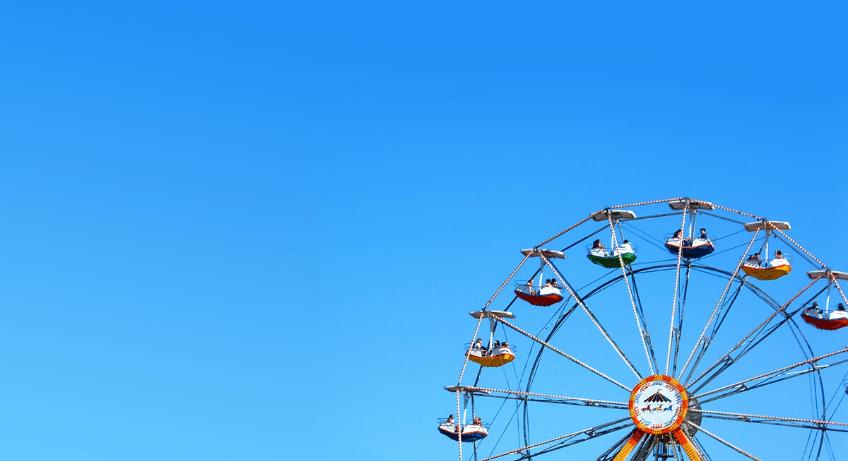 frugal fun at the fair