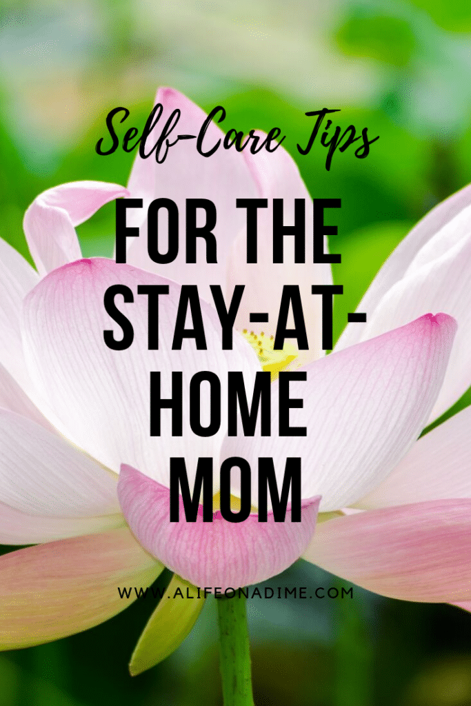 self-care for mamas
