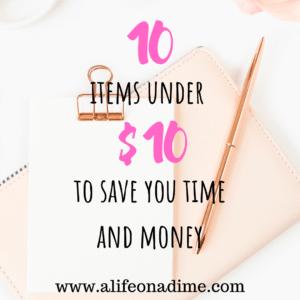 10 under $10