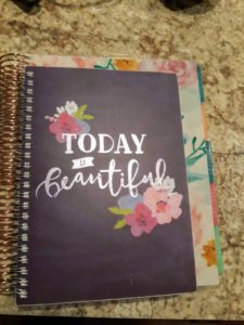 2020 Erin Condren planner review